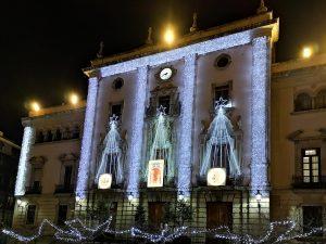 Christmas lights - Ayuntamiento de Jaén