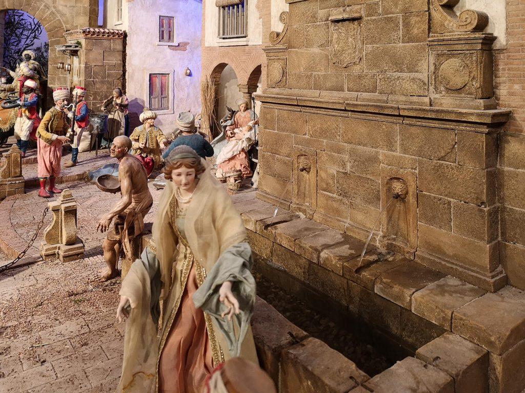 Belén in Jaen cathedral