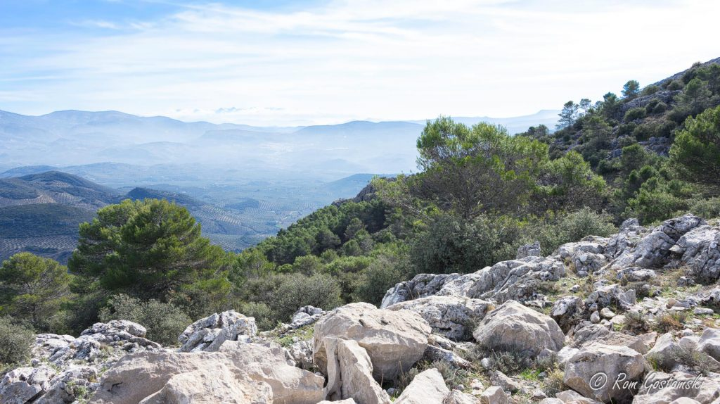 Mountain view from Ahillo