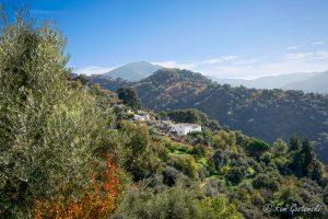 Views of Sierra Bermeja