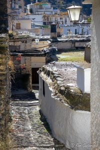 Pampaneira is a warren of narrow alleys and streets