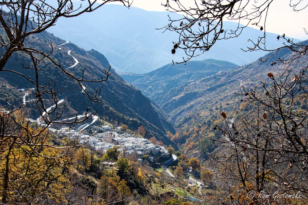 Pampaneira and the Poqueira valley