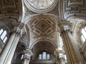 Jaen Cathedral - ceiling