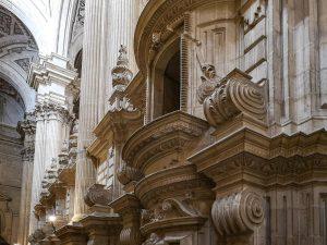 Jaen Cathedral - internal photo