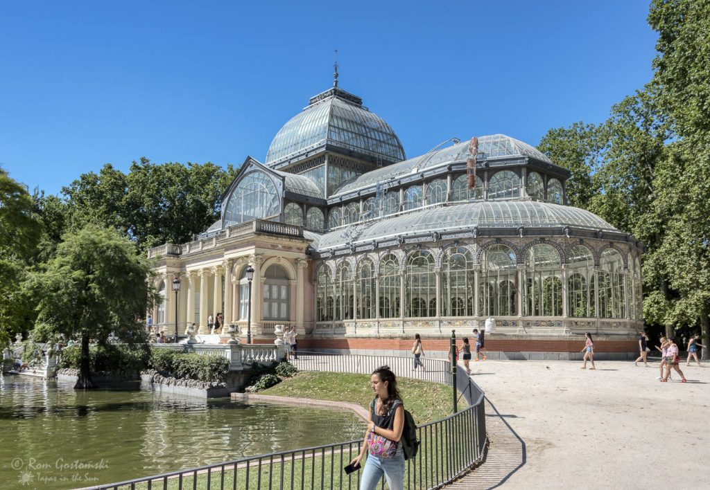 Palacio de Cristal - The Crystal Palace