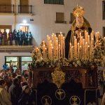 Semana Santa procession in Alcaudete