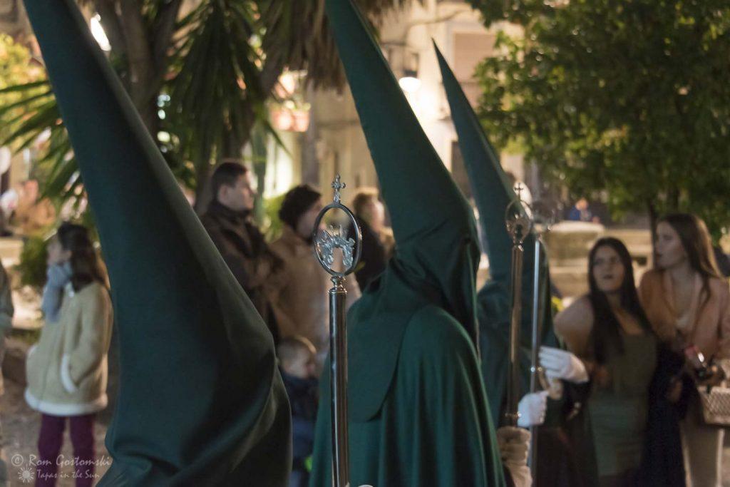 Tuesday procession, Semana Santa 2018, Alcaudete