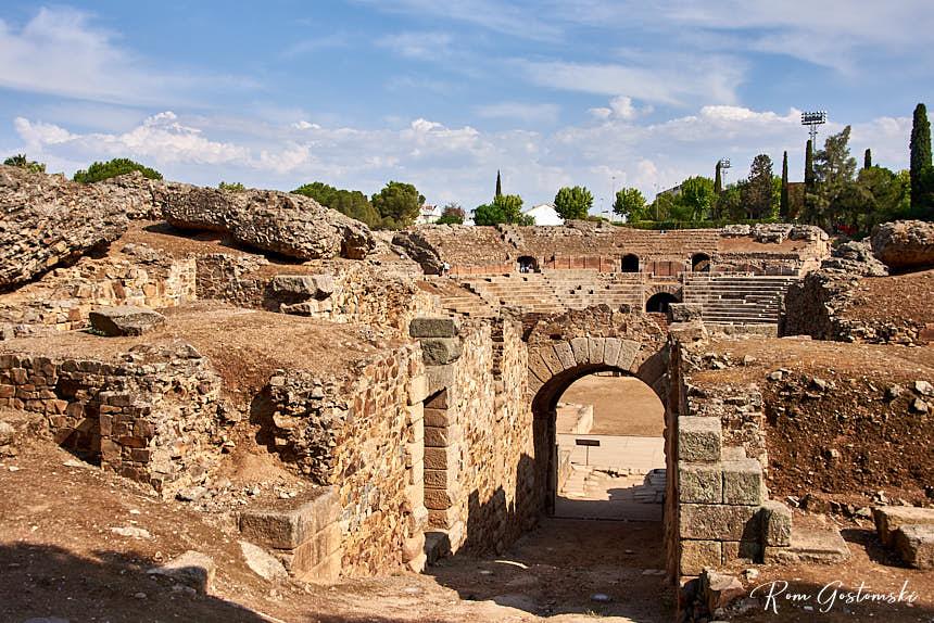 Amphitheatre of Mérida