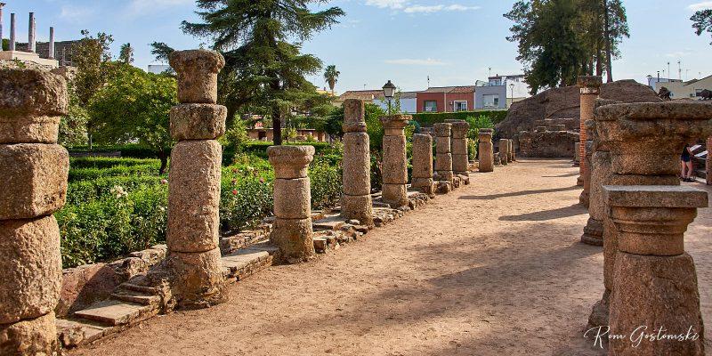 Peristyle garden, Mérida