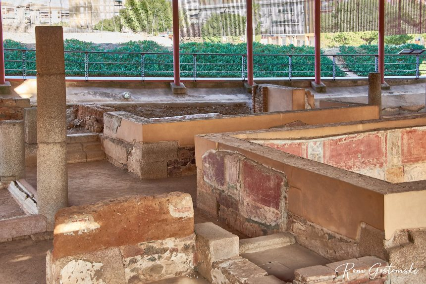 Mithraeum House