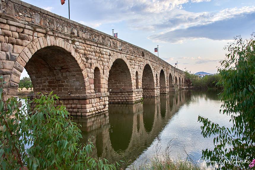 The Roman Bridge, Mérida