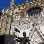Door of Baptism, Sevilla Cathedral facade